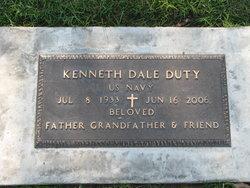 Kenneth Dale Duty