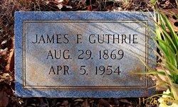 James Franklin Pomp Guthrie
