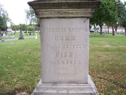 Barnabas Barnaby Campau