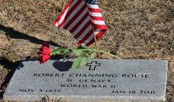 Robert Channing Bob Rouse