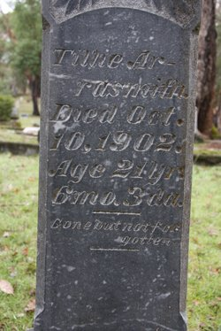 Matilda Tillie Arrasmith