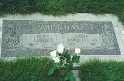 Mabel Odelia <i>Halvorsen</i> Wickham-Knowlton