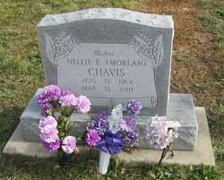 Nellie Elizabeth <i>Morlan</i> Chavis