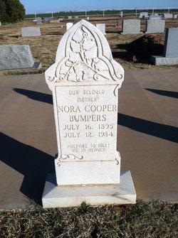 Nora Cooper Bumpers