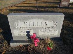 Pauline Ruth <i>Webster</i> Keller