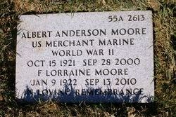 Albert Anderson Moore