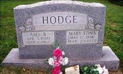 Mary Edna <i>Vinson</i> Hodge