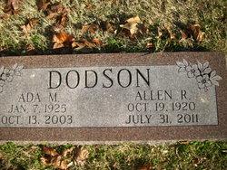 Allen Raymond Dodson