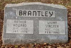 Arthur Howard Otto Brantley