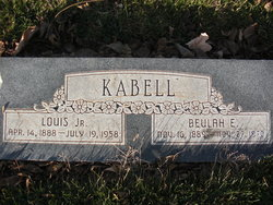 Louis Kabell, Jr