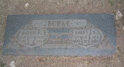Bobby D Burke