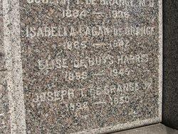 Isabella <i>Lagan</i> DeGrange
