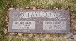 William Bryan Taylor