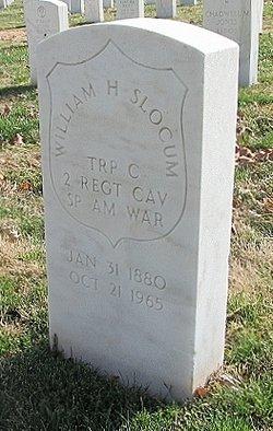 William H Slocum