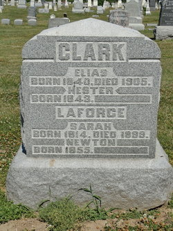 Sarah <i>LaForce</i> Clark