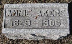 Annie Akers