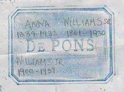 Anna <i>Sheblak</i> DePons