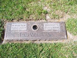Donald Rex Powell, Sr