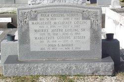 Marguerite Mary <i>Gosling</i> Audler