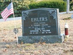 Catherine T <i>Sullivan</i> Ehlers