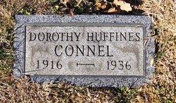 Dorothy <i>Huffines</i> Connel