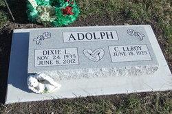 Dixie Lee <i>Christian</i> Adolph