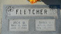Jack Wilton Fletcher