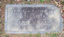 Gladys Mae <i>Murphy</i> Benfield