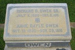 Judge Richard Brown Owen, Sr