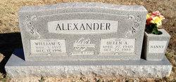 Helen A <i>Russell</i> Alexander