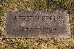 Alfred H Eppley