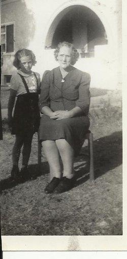 Mary Virginia Granny <i>Langford</i> Curlee