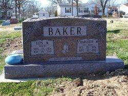 Charlotte M <i>Reid</i> Baker