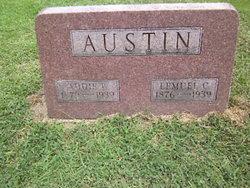 Addie P <i>Moore</i> Austin