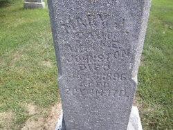 Mary Y <i>Johnston</i> Moore
