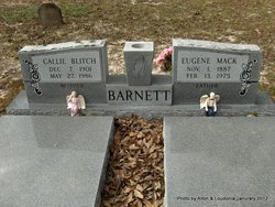 Callie Edith <i>Blitch</i> Barnett