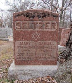 Mary <i>Sherman</i> Seltzer