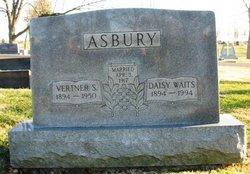 Vertner Smith Asbury