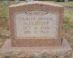 Charles Dwyane Alexander
