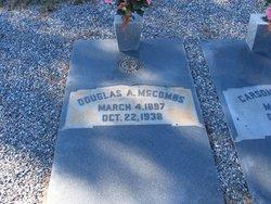 Douglas A McCombs