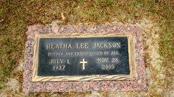 Retha Lee Jackson