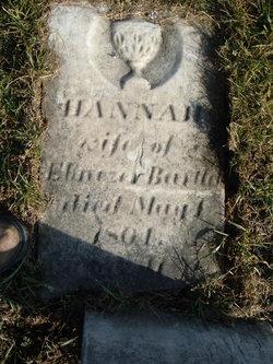 Hannah Jane <i>Sayre</i> Bartlett