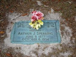 Arthur James Sperring