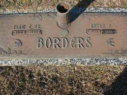 Esten W <i>Fulgham</i> Borders