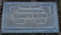 Kenneth Ivan Hawes
