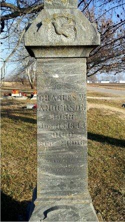 Charles Wilhelm Anderson