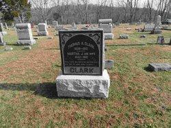 Martha Jane <i>Jackson</i> Clark