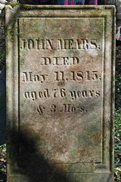 John Mears, Sr