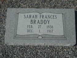 Sarah F. Braddy