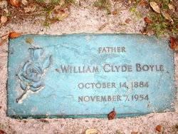 William Clyde Boyle